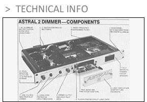 Equipment Technical Information